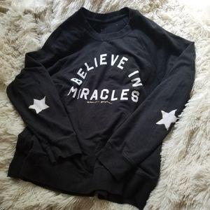 Spiritual Gangster Believe in Miracles sweatshirt